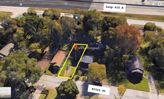 1416 E 31st Street, Houston, TX 77022 (MLS #57848516) :: The Parodi Team at Realty Associates
