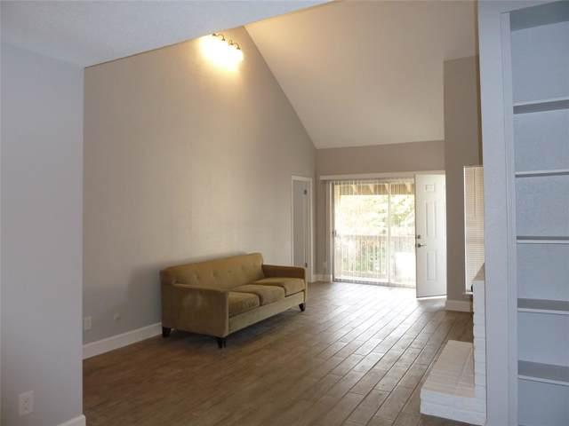 2100 Tanglewilde Street #378, Houston, TX 77063 (MLS #57850301) :: Texas Home Shop Realty