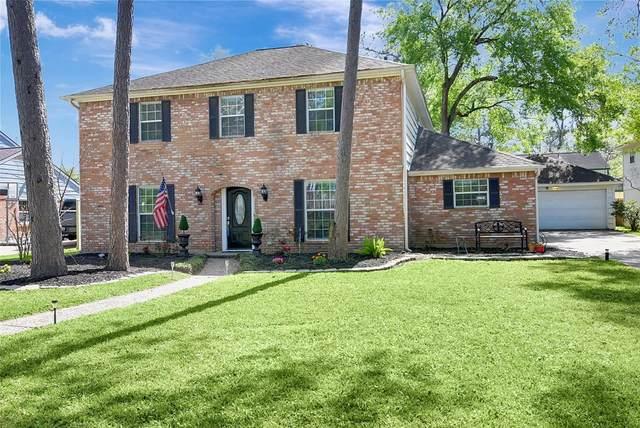 1703 Sweet Grass Trail, Houston, TX 77090 (MLS #57851327) :: The Freund Group