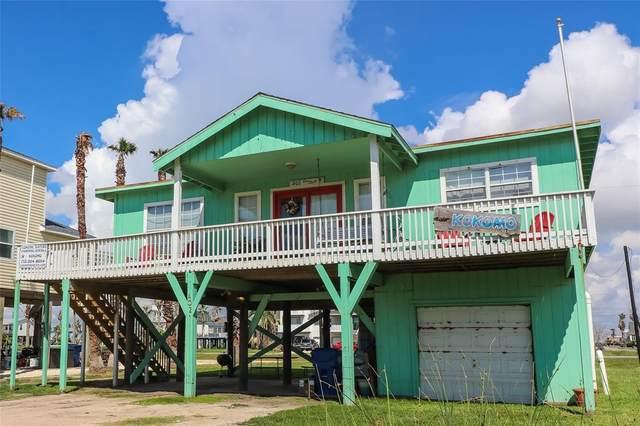402 Seashell Drive, Surfside Beach, TX 77541 (MLS #57852400) :: The Wendy Sherman Team