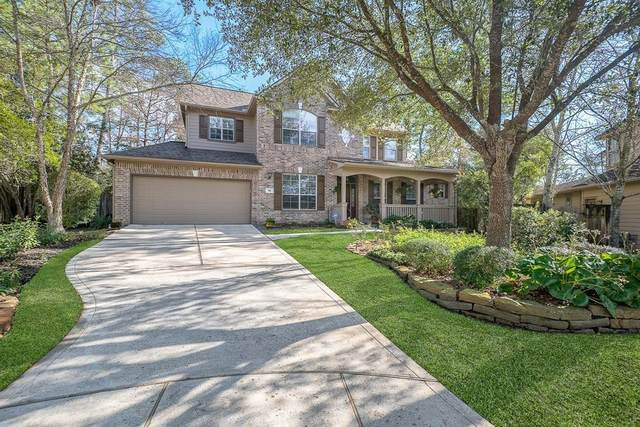 86 S Longsford Circle, The Woodlands, TX 77382 (MLS #57853185) :: My BCS Home Real Estate Group