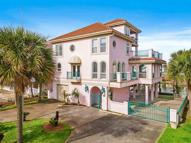 3403 Muscatee Circle, Galveston, TX 77554 (MLS #57854317) :: The Property Guys