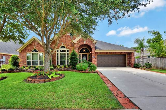 121 Hawke Bay Lane, Friendswood, TX 77546 (MLS #57859152) :: JL Realty Team at Coldwell Banker, United