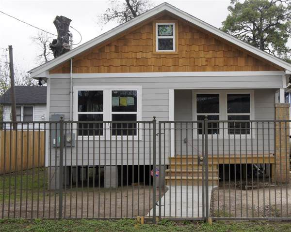 1415 Reid Street, Houston, TX 77022 (MLS #57865191) :: Texas Home Shop Realty