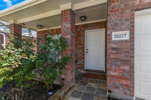 20227 Golden Mesa Drive, Katy, TX 77449 (MLS #57869373) :: The Sansone Group