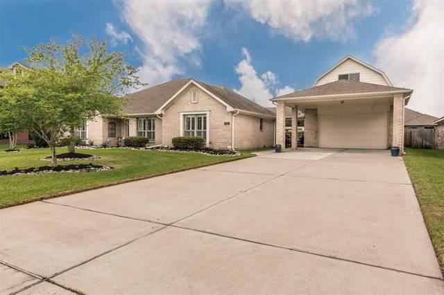 2318 Bullhead Drive, League City, TX 77573 (MLS #57870375) :: Ellison Real Estate Team