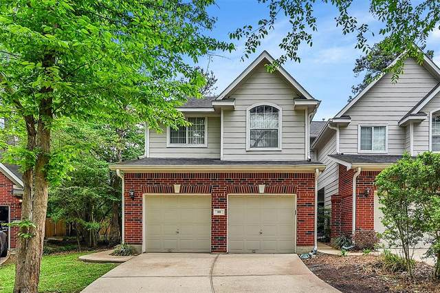 88 S Piper Trace, The Woodlands, TX 77381 (MLS #57870471) :: Michele Harmon Team