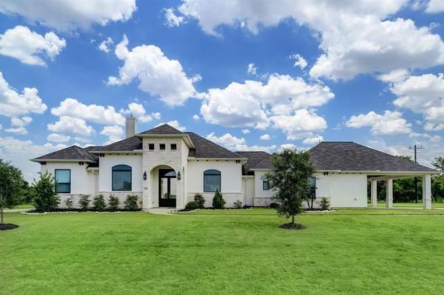 3542 S Shore Drive, Rosharon, TX 77583 (MLS #57874926) :: The Wendy Sherman Team