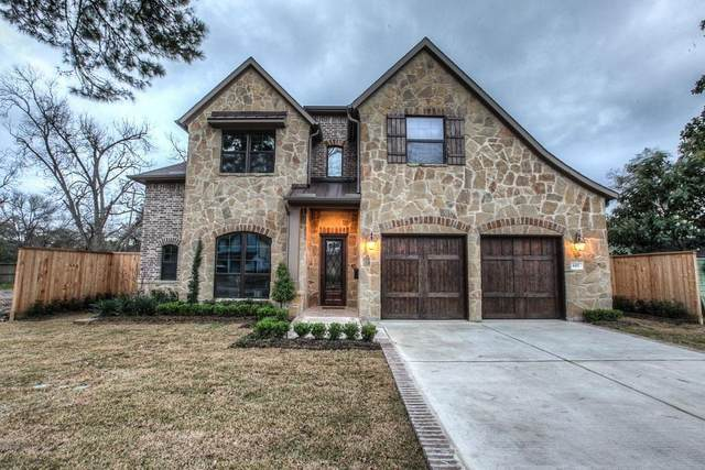 6517 Saxet Street, Houston, TX 77055 (MLS #57893587) :: All Cities USA Realty