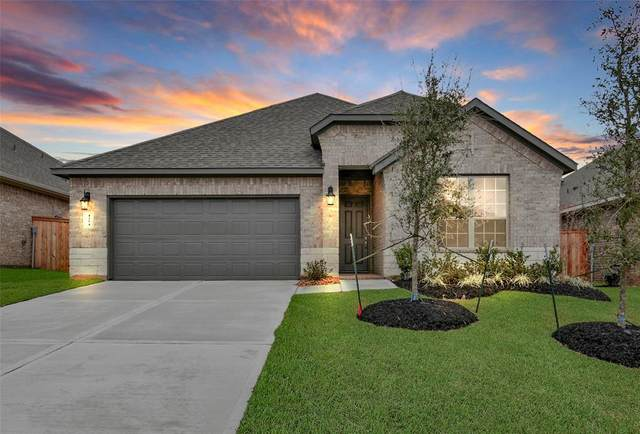 1254 Sandstone Hills Drive, Montgomery, TX 77316 (MLS #57894362) :: My BCS Home Real Estate Group