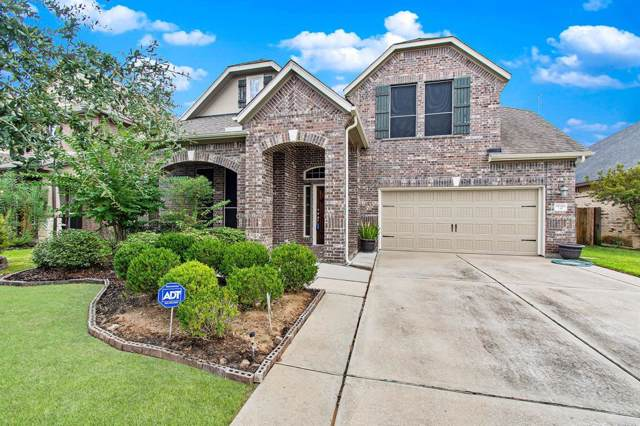 19326 St Winfred Drive, Spring, TX 77379 (MLS #57898327) :: The Jill Smith Team