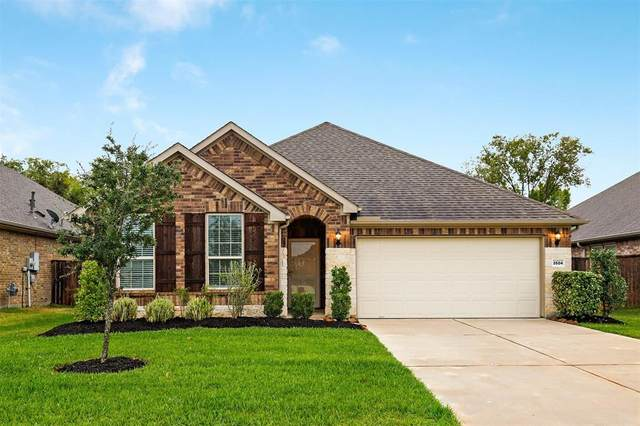3504 Waverly Springs Lane, Pearland, TX 77581 (MLS #57904690) :: The Sansone Group