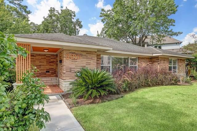 3810 Linklea Drive, Houston, TX 77025 (MLS #57927540) :: The Heyl Group at Keller Williams