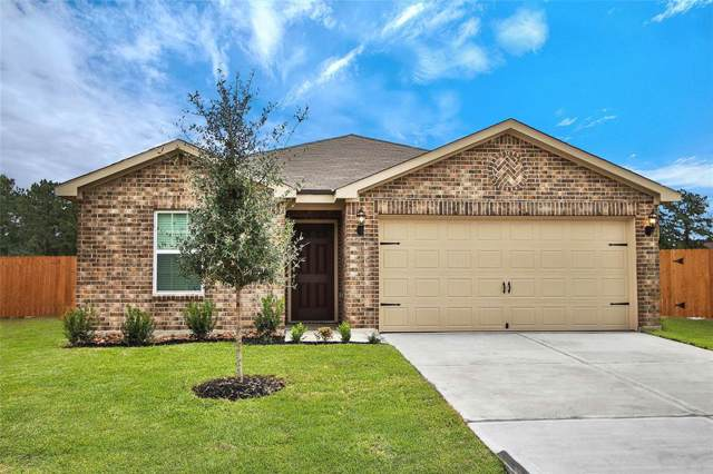 10931 Dover White Drive, Humble, TX 77396 (MLS #57930291) :: Texas Home Shop Realty