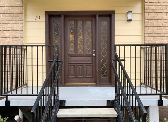 3131 Cummins Street #21, Houston, TX 77027 (MLS #57957939) :: Texas Home Shop Realty