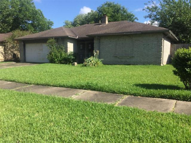 6918 Krause Drive, Houston, TX 77489 (MLS #57975549) :: The Sansone Group