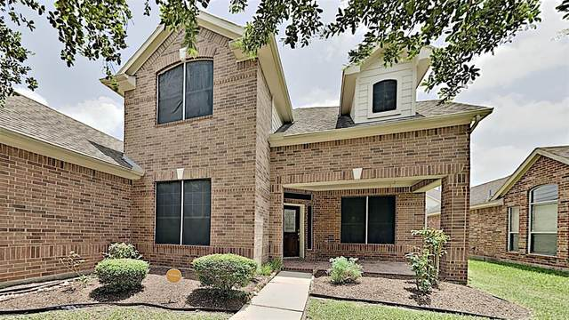 5231 Laura Lee Lane, Pasadena, TX 77504 (MLS #57976182) :: The SOLD by George Team
