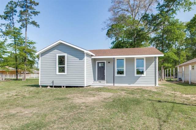 67 County Road 5019, Cleveland, TX 77327 (MLS #57982023) :: Ellison Real Estate Team