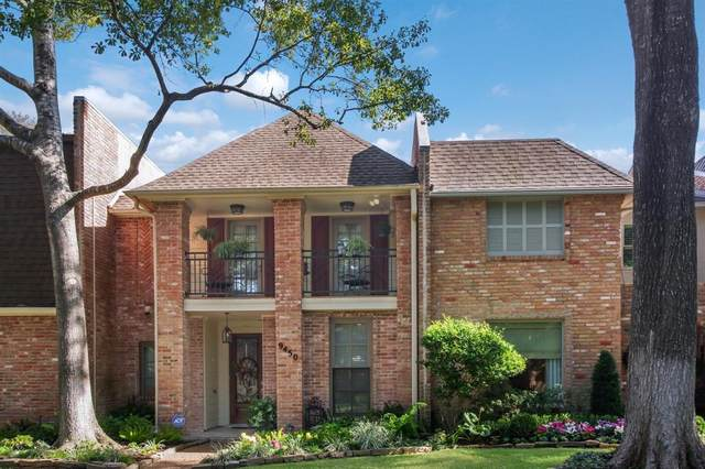 9450 Briar Forest Drive, Houston, TX 77063 (MLS #57982967) :: My BCS Home Real Estate Group