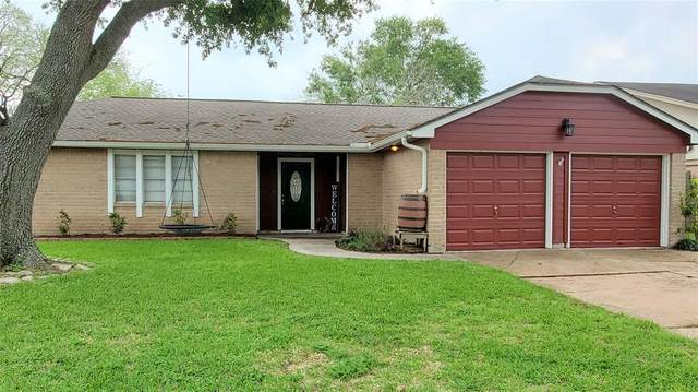 16218 Tibet Road, Friendswood, TX 77546 (MLS #57984737) :: The Freund Group