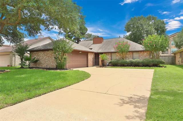 17419 Chicory Drive, Houston, TX 77084 (MLS #57987670) :: The Bly Team