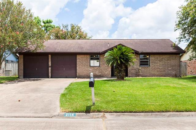 2114 Yorktown Court S, League City, TX 77573 (MLS #57996144) :: Ellison Real Estate Team