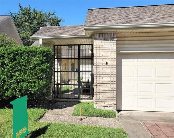 1707 Linfield Way, Houston, TX 77058 (MLS #57999481) :: Caskey Realty