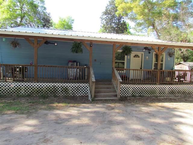 918 Hillbilly Heaven Road, Livingston, TX 77351 (MLS #58004335) :: The Sansone Group