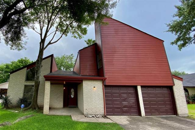 3810 Rushcroft Drive, Houston, TX 77082 (MLS #58005610) :: The SOLD by George Team