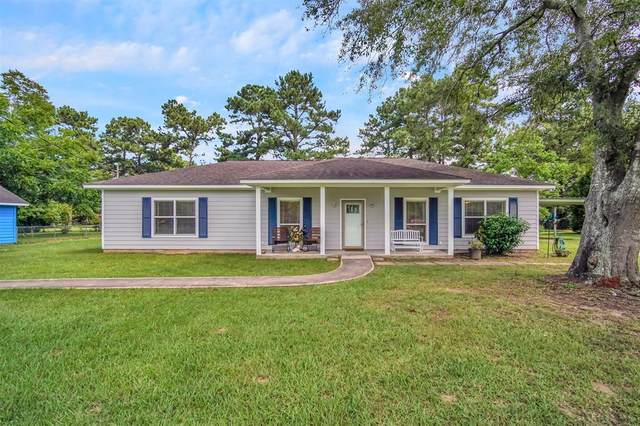 122 County Road 22342, Cleveland, TX 77327 (MLS #5801730) :: The Home Branch