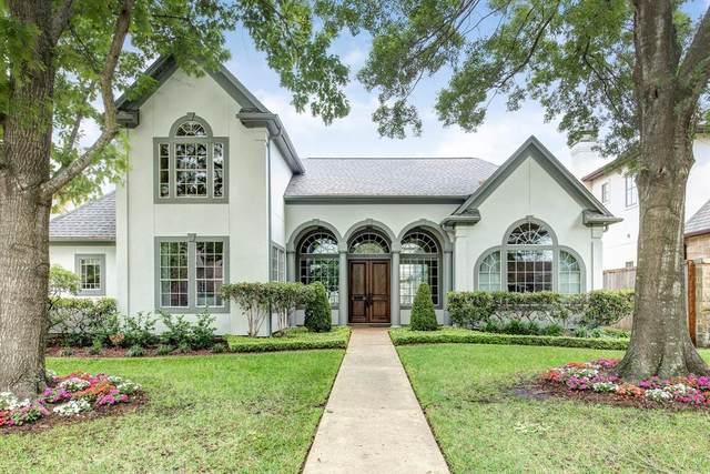 4230 Villanova Street, West University Place, TX 77005 (MLS #58021491) :: Caskey Realty