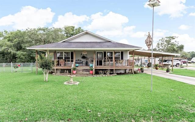 3710 Eagleson Lane, Beaumont, TX 77705 (MLS #58032085) :: Connect Realty