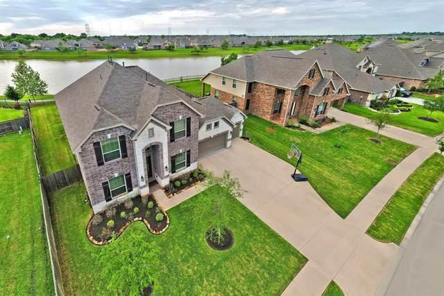 4914 Enchanted Springs Drive, Rosharon, TX 77583 (#58038297) :: ORO Realty