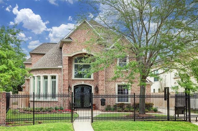 5510 Navarro Street, Houston, TX 77056 (MLS #58041778) :: Connell Team with Better Homes and Gardens, Gary Greene