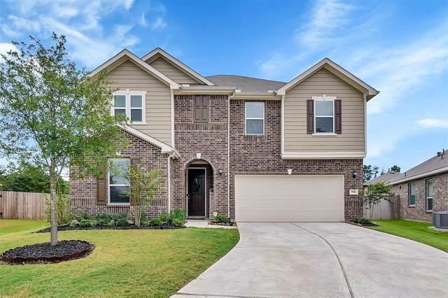 1816 Alcott Drive, Conroe, TX 77304 (MLS #58046236) :: Caskey Realty