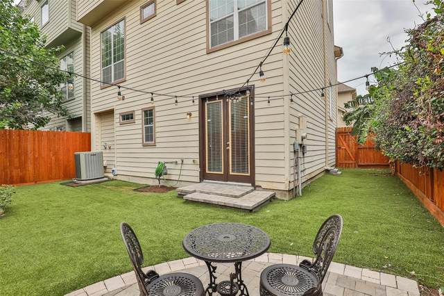 2708 Sherwin Street, Houston, TX 77007 (MLS #58048355) :: The SOLD by George Team