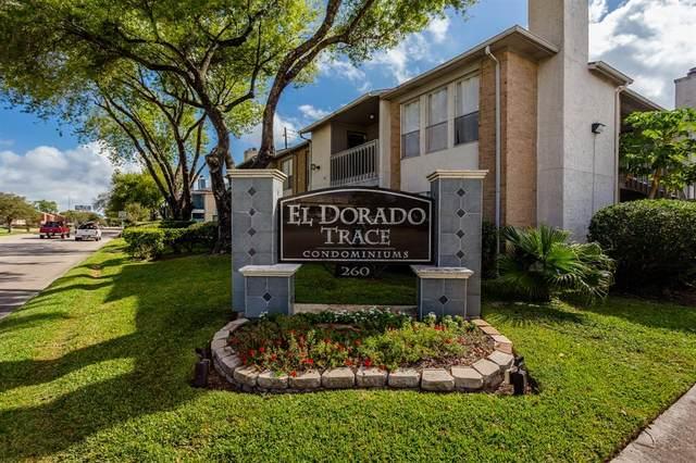 260 El Dorado Boulevard #2307, Houston, TX 77598 (MLS #58065446) :: Texas Home Shop Realty