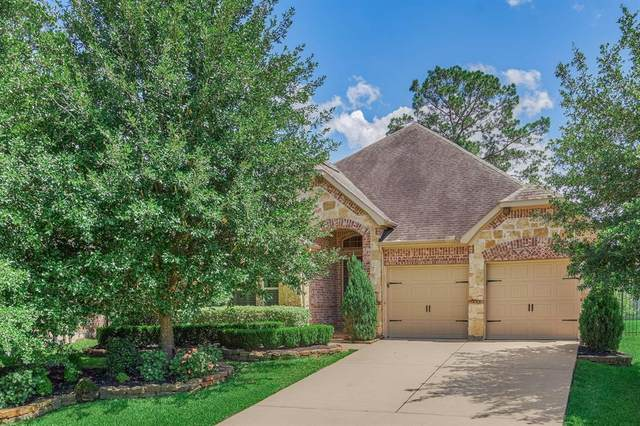 27 Witherbee Place, Tomball, TX 77375 (MLS #58069334) :: The Queen Team