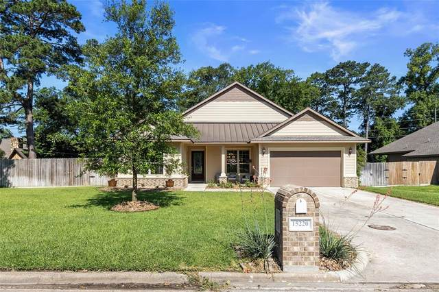 15220 Constellation Circle W, Willis, TX 77318 (MLS #58075275) :: The Home Branch