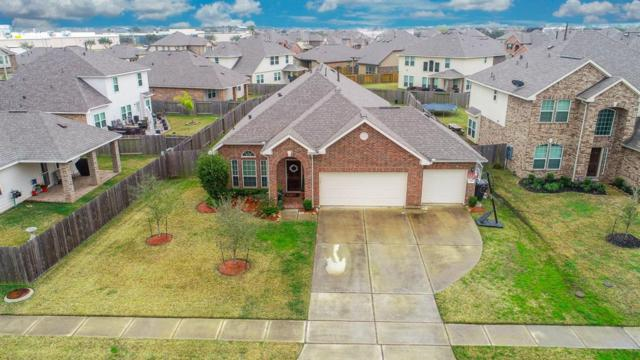 2861 Ginger Cove Ln Lane, Dickinson, TX 77539 (MLS #58076635) :: Texas Home Shop Realty