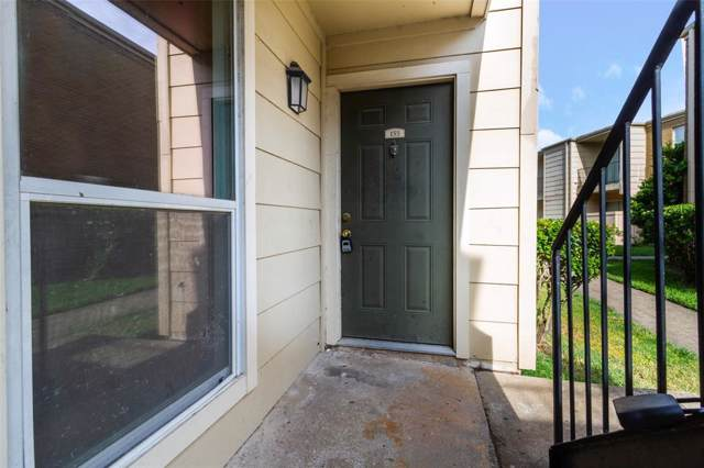 8100 Creekbend Drive #155, Houston, TX 77071 (MLS #5808033) :: Texas Home Shop Realty