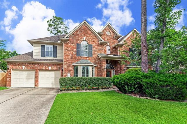 50 S Winsome Path Circle, The Woodlands, TX 77382 (MLS #58082859) :: Caskey Realty