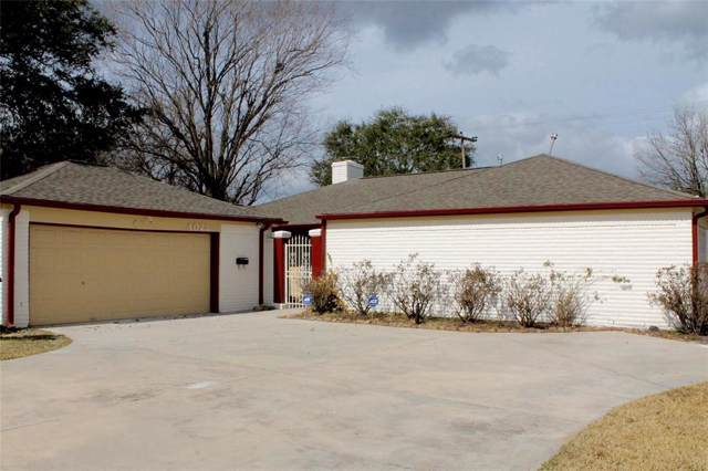 4022 N Braeswood Boulevard, Houston, TX 77025 (MLS #58083043) :: Texas Home Shop Realty