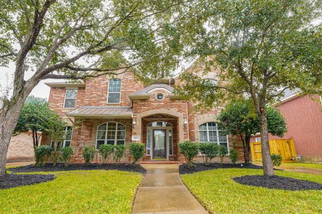 3109 W West Oaks Blvd Boulevard, Pearland, TX 77584 (MLS #58094957) :: The SOLD by George Team