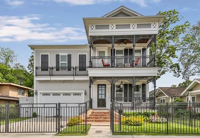 740 E 19th Street, Houston, TX 77008 (MLS #58100423) :: The Parodi Team at Realty Associates