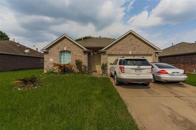 3306 N Mason Road, Katy, TX 77449 (MLS #58113909) :: The Bly Team