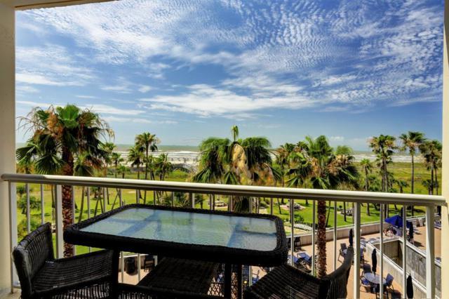 1401 E Beach Drive #207, Galveston, TX 77550 (MLS #58125687) :: The SOLD by George Team