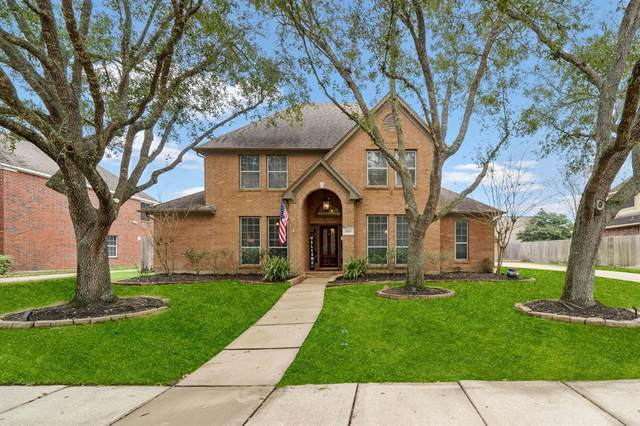 1805 Creekside Drive, Friendswood, TX 77546 (MLS #58131172) :: The Freund Group