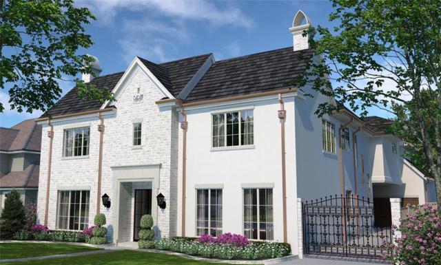 3659 Meadow Lake, Houston, TX 77027 (MLS #58136513) :: Glenn Allen Properties