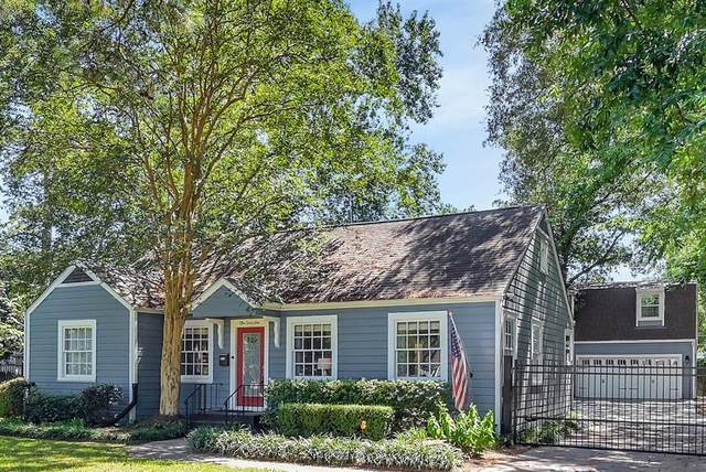 327 W 33rd Street, Houston, TX 77018 (MLS #58138554) :: All Cities USA Realty